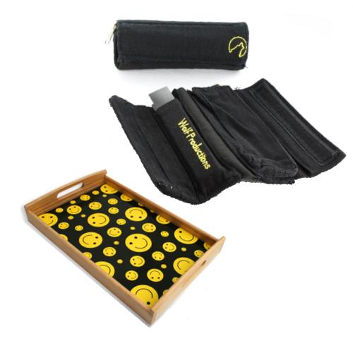 Rolling Kits/Trays